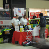 West Bromwich Fastaid/BHF Awareness (Oct 2008)