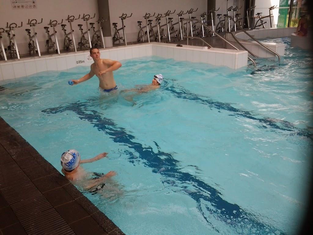 Groupes horaires entra nements libourne natation - Piscine municipale libourne ...