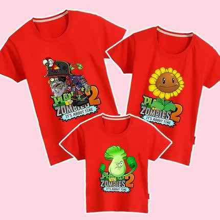 Kids Boys red T-Shirt