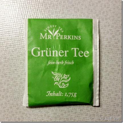 Grüner Tee 1