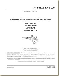 FA-18ABCD  Airborne Weapons Stores  Loading Manual_01