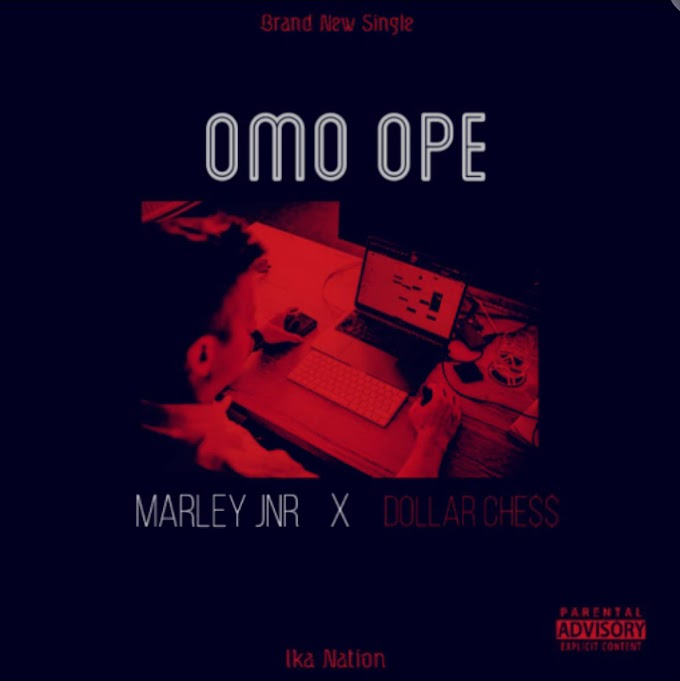 [Music] Marley jnr ft dollar che$$ - Omo Ope