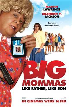 Big Mommas Like Father Like Son - Cha nào con nấy