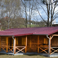 Ostrata Otevření kompostárny a volnočasové dřevostavby