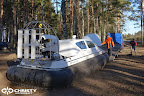 Судно на воздушной подушке Christy 6183 - Ходовые испытания | фото №17