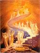 Jacobs Ladder 1800 By William Blake