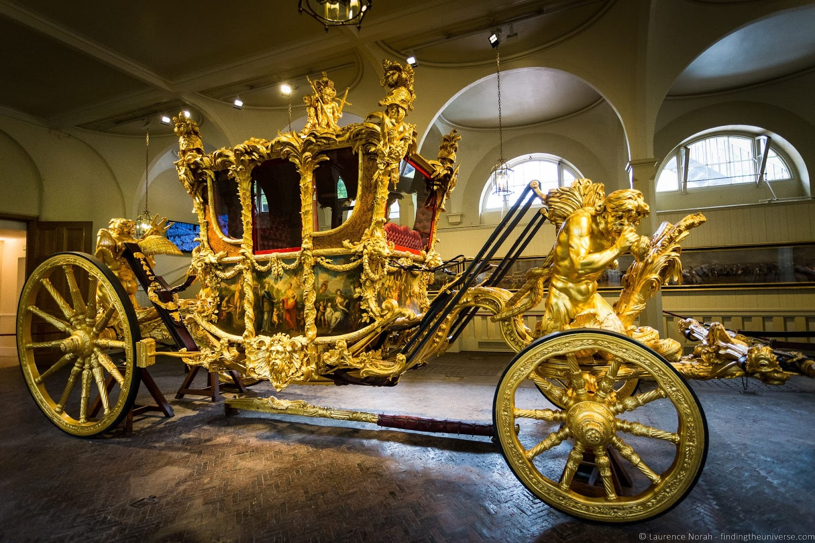 Gold Coach Royal Mews