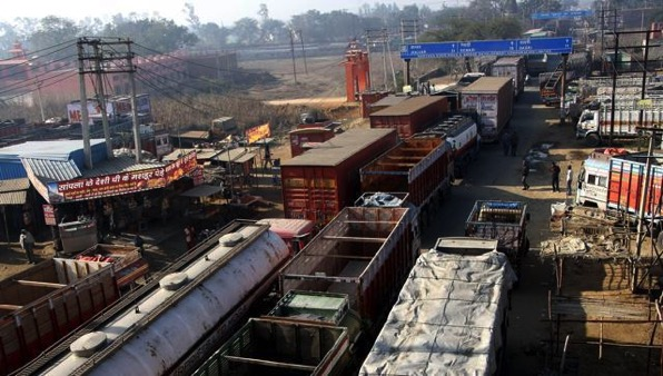 Hindustantimes Road Block