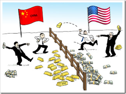 China asking USA to give back its gold reserves - Bitcoin Is Scam
