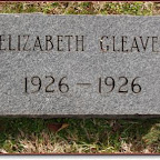 Elizabeth Gleaves Daughter of Claude R. & Delma Fuqua Gleaves Hollis Wright Cemetery Mt. Juliet, Wilson County, Tennessee