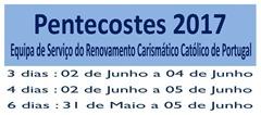 Pentecostes 2017