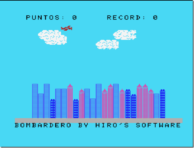 Games tutor 2 bombarderos