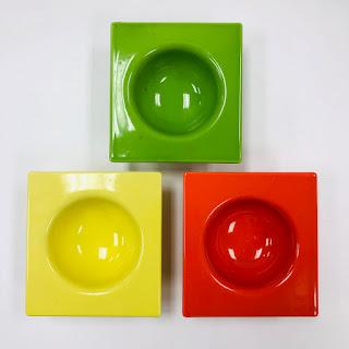 Ettore Sottsass Bowl Set