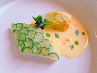Eleven Madison Park turbot