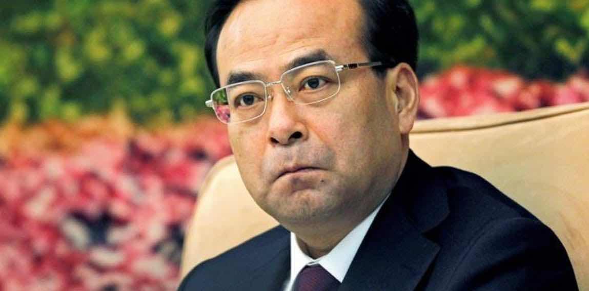 Por corrupción, dictan cadena perpetua contra exministro chino de Agricultura