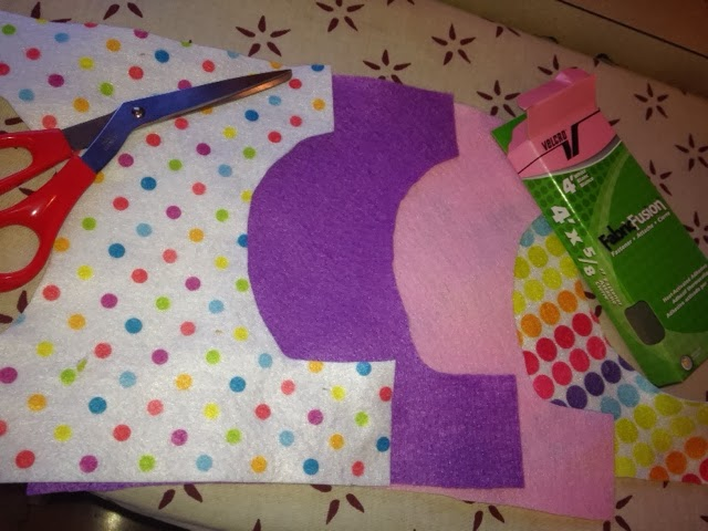 Life With The Ladniers Diy Felt Doll Diapers