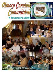 Coz. Social - Almoco Cov. Comunitario 07.02.15
