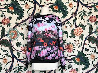 Givenchy Graphic Sweatshirt