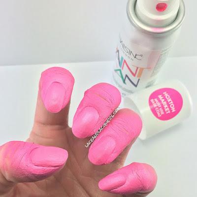 Nails Inc Paint Can Spray Nail Polish In Hoxton Market