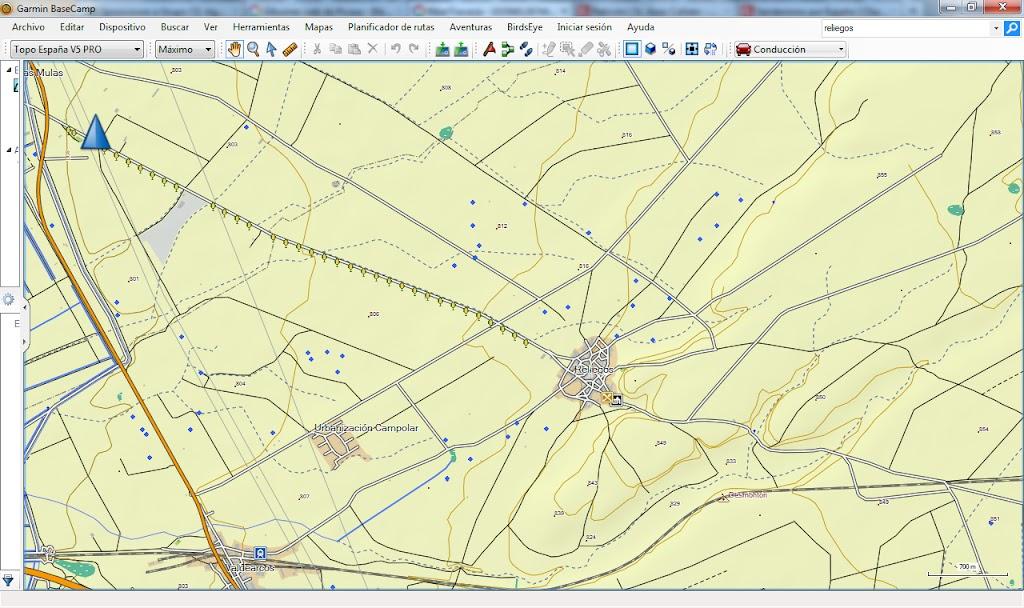 Topo Map Unlocked
