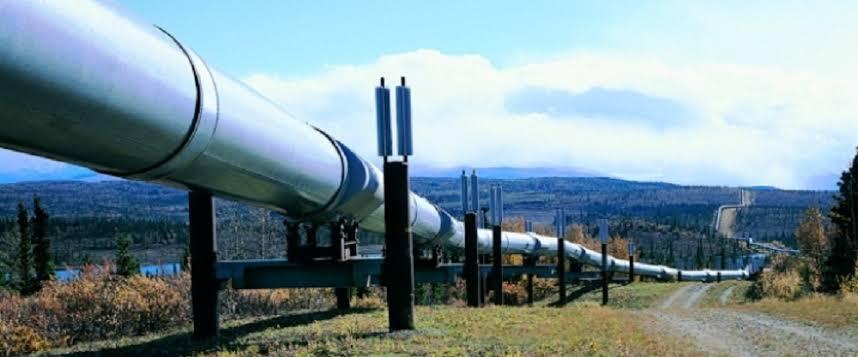 Kenya new pipeline, line 5. PHOTO | FILE