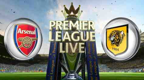 Arsenal vs Hull City Match Highlight