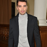 OIC - ENTSIMAGES.COM - Josh Cuthbert  at the  The LFW s/s 2016: Daks - catwalk show  in London 18th September 2015 Photo Mobis Photos/OIC 0203 174 1069