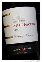 Alpha-Xinomavro-Single-Vineyard-Hedgehog-2010