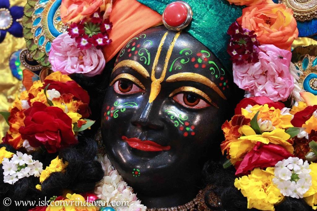 ISKCON Vrindavan Sringar Deity Darshan 03 Feb 2016 (19)