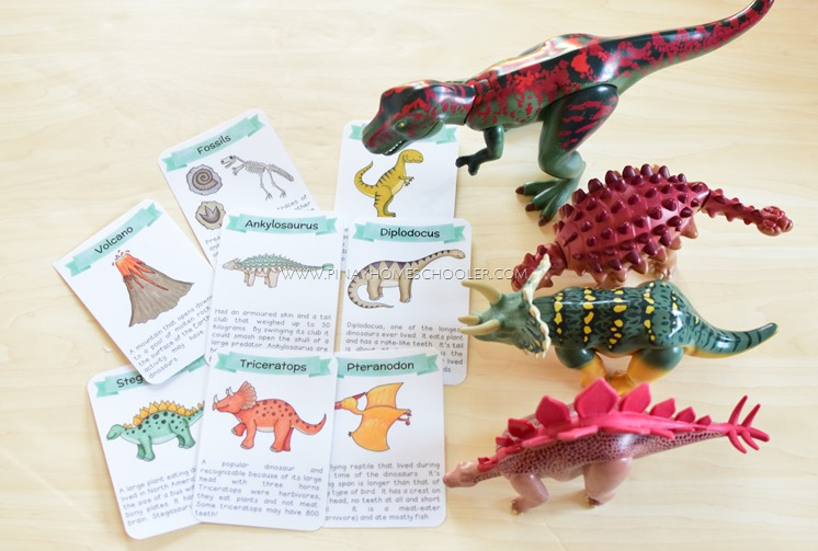 Play Based Dinosaur Activities