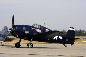 Photo: Grumman F6F-5 Hellcat