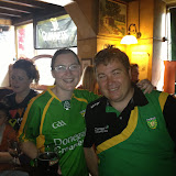 All Ireland Football Final @ Charly O'Neills