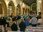 Tenby Male Voice Choir and The Griffon Choir