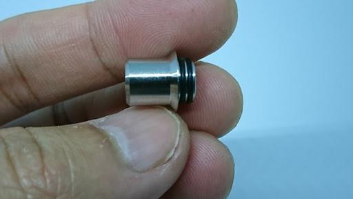 DSC 3783 thumb%255B2%255D - 【DT】CHAD WORKS「QDT」「ちゃどむんDTDXL」レビュー。太いの。細いの。チャドワークスのハイエンドプロダクツを2つコレクション!【ドリップチップ/国産/CHAD WORKS/電子タバコ/VAPE】
