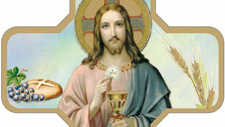 Sắp hàng lãnh bánh của Chúa