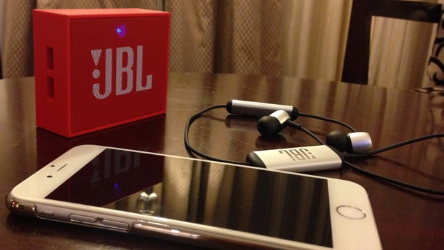 JBL GO and JBL DUET MINI BT