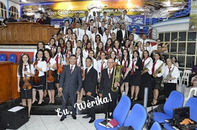 Banda de musica harmonia celeste