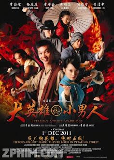 Chiến Binh Phố Petaling - Petaling Street Warriors (2011) Poster