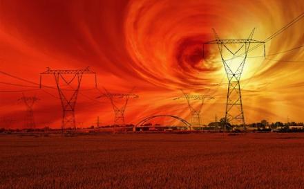 """Ηλιακή καταιγίδα που εμφανίστηκε σαν """" μεγάλη φωτιά """" το 1582 μπορεί να χτυπήσει ξανά τη Γη"""