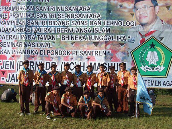 Pramuka Santri Nusantara