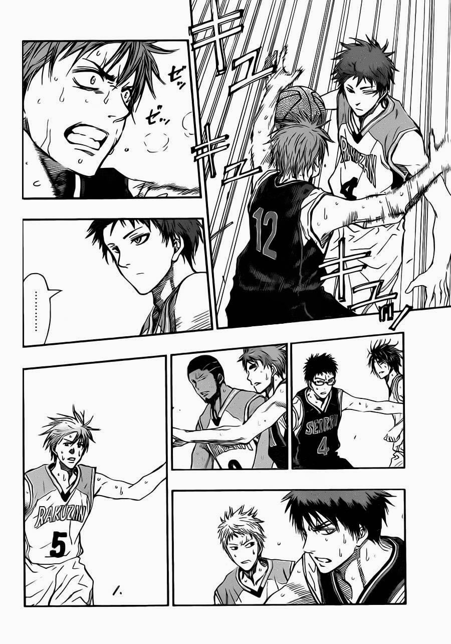 Kuroko no Basket Manga Chapter 241 - Image 05