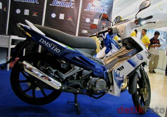 Motor Info Motor Demak Malaysia Serbu Pasar Indonesia
