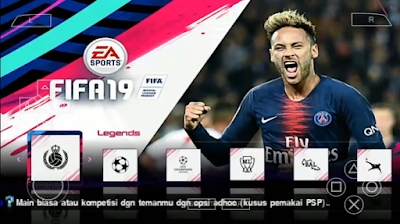 Download PES Mod FIFA 19 Lite 300 MB For Android Offline Game - PRO 505
