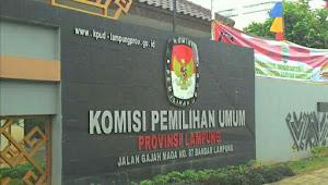 3 Pegawai Kantor KPU Lampung Positif Corona, Kantor Dikosongkan