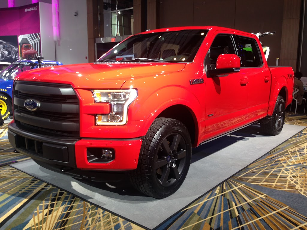 Ford Events at the 2014 NAIAS - 7
