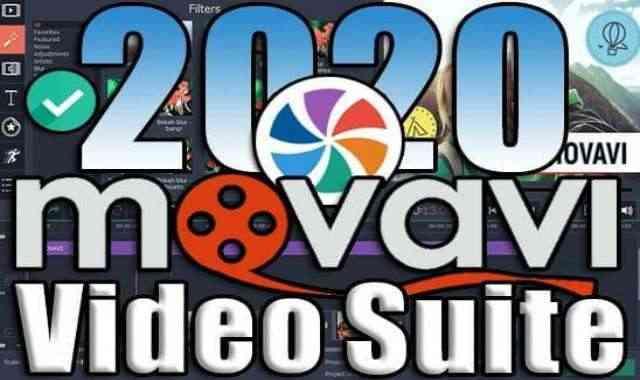 تحميل برنامج Movavi Video Suite 21.4.0 اخر اصدار مفعل مدى الحياة