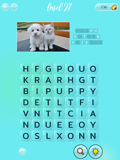 Word Search Puzzles with Pictures free 0.3.1 screenshots 10