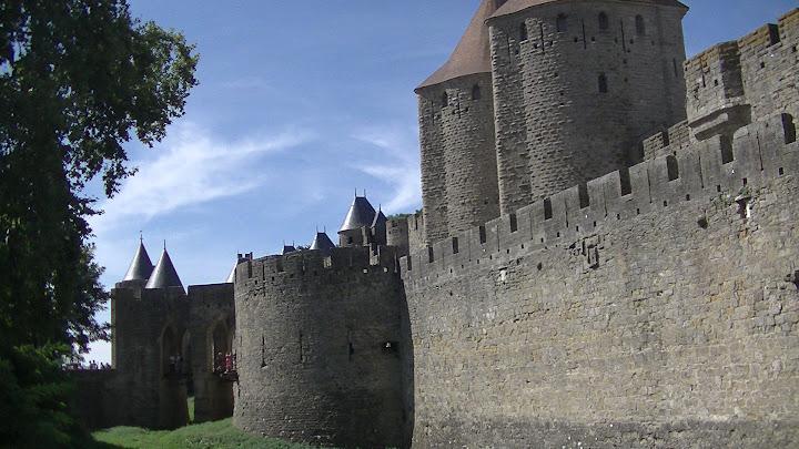 Каркасон Carcassonne