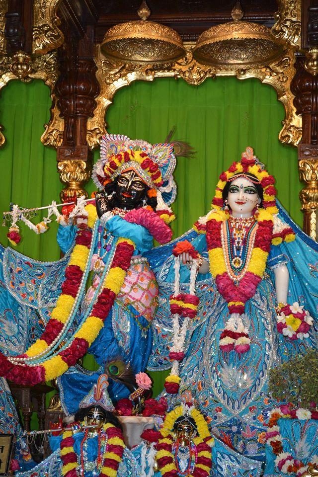 ISKCON Ujjain Deity Darshan 08 Jan 2016 (7)