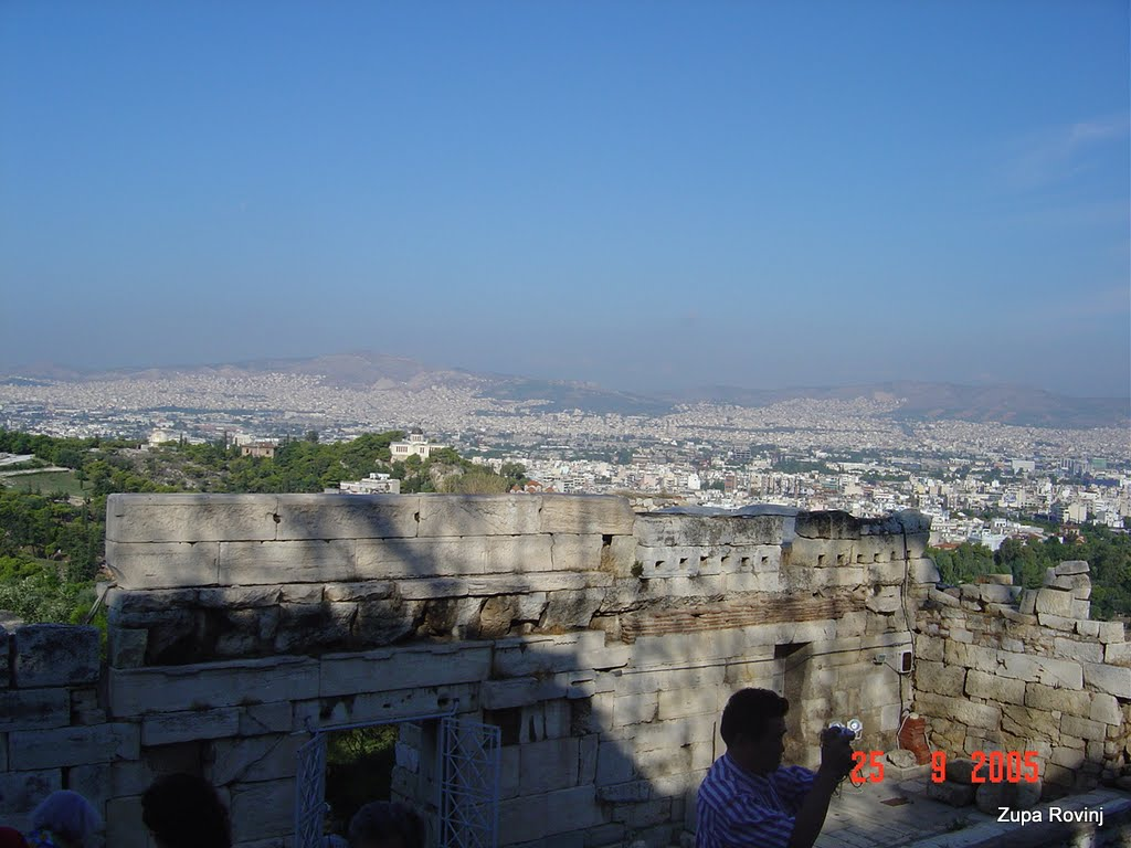 Stopama sv. Pavla po Grčkoj 2005 - DSC05444.JPG